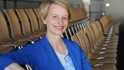 Die Geschäftsführerin Christina Hesse verlässt das Kulturzentrum