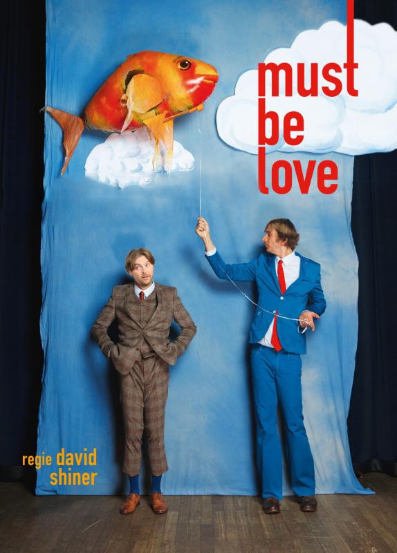 Arnd Schimkat – Must be Love